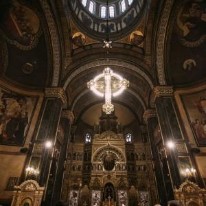 Mirele si mireasa la cununia religioasa | Fotograf nunta Sorin Careba