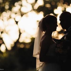Mire si mireasa la nunta in Bucuresti | Fotograf nunta Sorin Careba