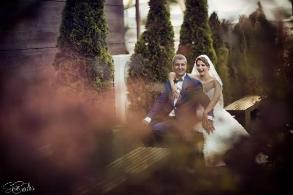 Sedinta foto mire si mireasa in ziua nuntii in Bucuresti| Fotograf nunta Sorin Careba