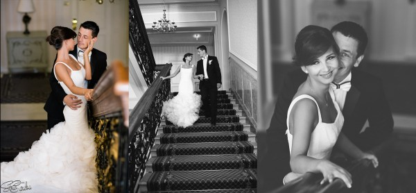 Mire si mireasa la hotel in Bucuresti | Fotograf nunta Sorin Careba